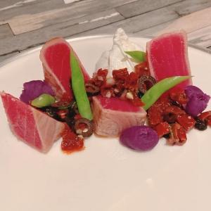 Sautéed Tuna