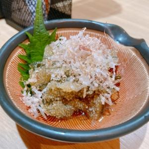 ไข่ปลาคาสุโนะโกะ (ไข่ปลาเฮอร์ริ่ง) กับสาหร่ายคอมบุ
